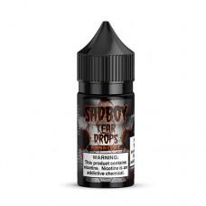 SADBOY TEAR DROPS - PUMPKIN COOKIE 30mL (Salt)