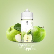 SKWĒZED - GREEN APPLE 100ML