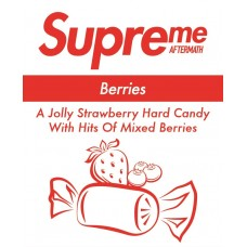 SupreMe Aftermath - Berries - 100ml