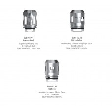 SMOK TFV8 BABY V2 REPLACEMENT COILS 3-PACK (NEW)