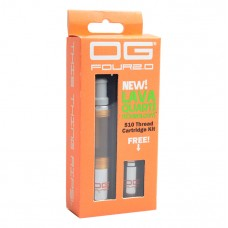 OG Four Gen3 Cartridge By #THISTHINGRIPS