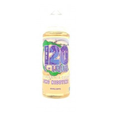 THE 120 - OLD FASHIONED CUSTARD 120ML E-JUICE