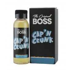 THE ORIGINAL BOSS SAUCE (CAP'N CRUNK) - 60ML