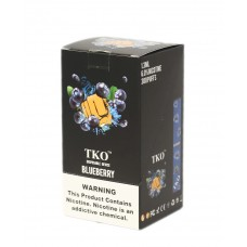 TKO SINGLE BAR DISPOSABLE DEVICE [10 x 1pk]