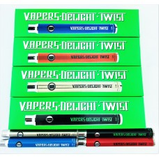Vapers Delight VV Twist Battery - 400mAh