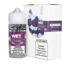 WET LIQUIDS ICED - BLACKBERRY (ICED) - 100mL