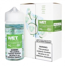 WET LIQUIDS ICED - CUCUMBER CRUSH (ICED) - 100mL