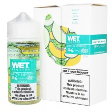 WET LIQUIDS ICED - MELON MENTHOL (ICED) - 100mL