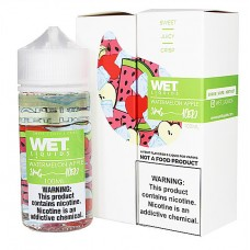 WET LIQUIDS ICED - WATERMELON APPLE (ICED) - 100mL