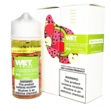 WET LIQUIDS - WATERMELON APPLE - 100mL