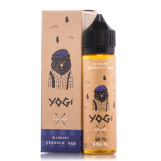 YOGI - BLUEBERRY GRANOLA BAR 60mL