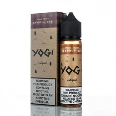 YOGI - VANILLA TOBACCO GRANOLA BAR 60mL