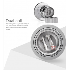 Yocan Exgo II replacement coil 5pk
