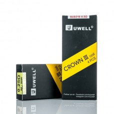 UWELL COILS - CROWN III & MINI COILS 4-PACK (T)