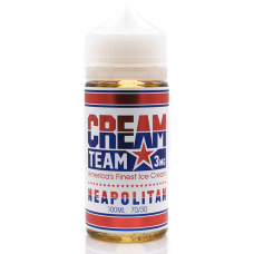 The Cream Team - Neapolitan - 100mL
