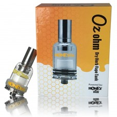 HoneyStick OzOhm Wax/Dry Atomizer