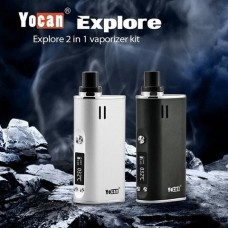 Yocan Explore 2-in-1 Vaporizer