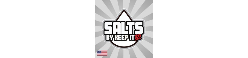 KEEP IT 100 SALTS