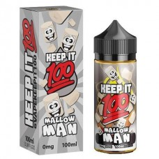 KEEP IT 100 - MALLOW MAN - 100ML