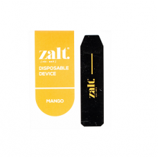 ZALT PRE-FILLED DISPOSABLE E-CIGARETTE [5 -(3 pack)]